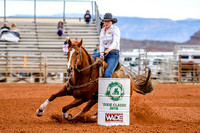 Jillian Hinze and TheresAnHeirAboutHer. Dixie Classic 2018